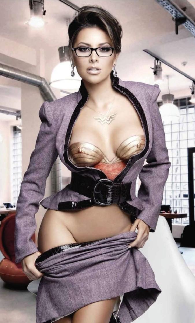 Gaby ramirez wonder woman nude