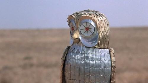 Bubo the Mechanical Owl