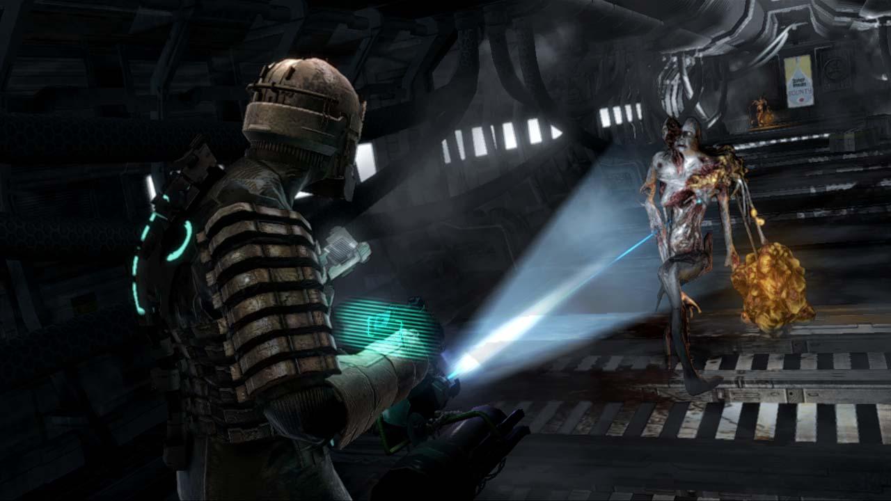 Хеллоуинский трейлер Dead Space 2
