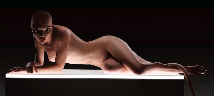 Химера (Delphine Chaneac)