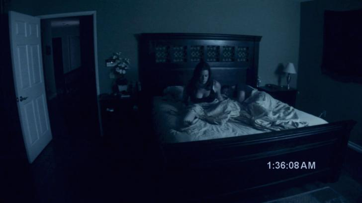 Paranormal porn activity 1 - 2 3