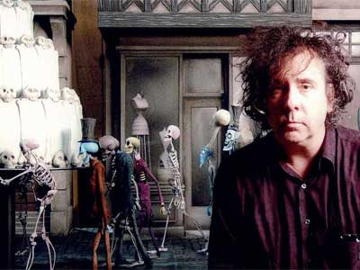 Tim Burton: Vampire Producer