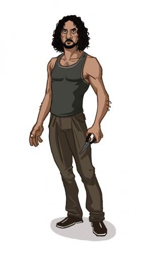 Sayid Jarrah: He is a torturer.