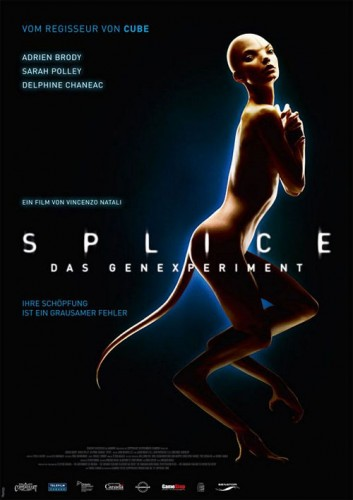 Splice_German_Poster