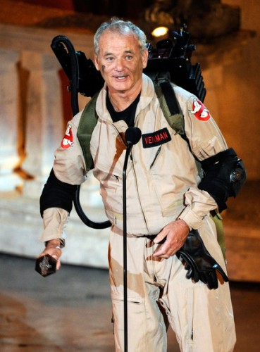 Ghostbuster Bill Murray