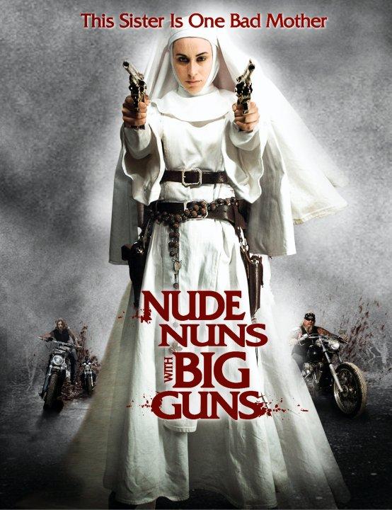 Nude Nuns With Big Guns 37