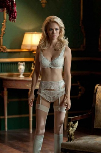 January-Jones-Emma-Frost-Lingerie