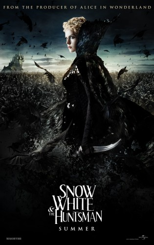 charlize-theron-snow-white-huntsman-poster