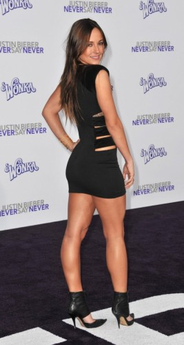 briana-evigan-tiny-black-dress