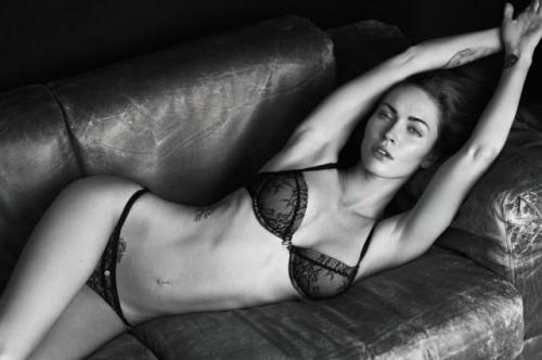 Megan-Fox-Semi-Nude