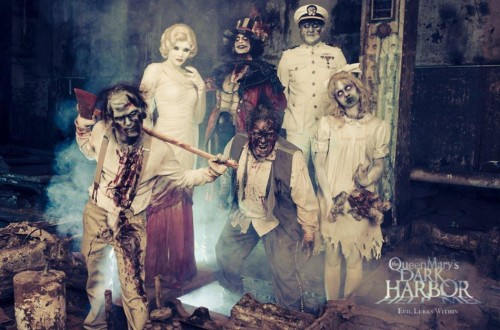 Dark Harbor Monsters