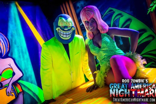 Rob Zombies Great American Nightmare Breaks Attendance Record On Closing Night