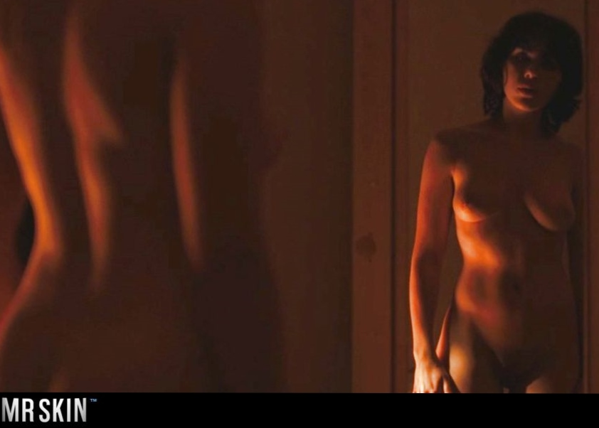 Йоханссон фото голая
