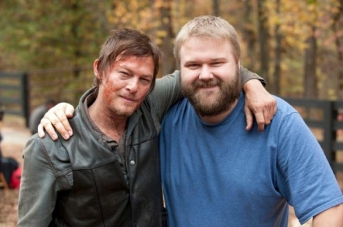 norman-reedus-robert-kirkman-air