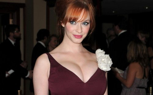 Christina-Hendricks-busty