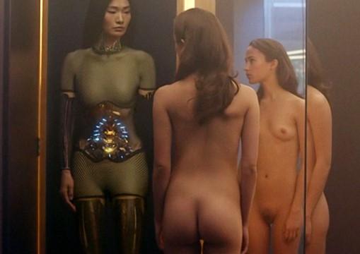 alicia wikander nude