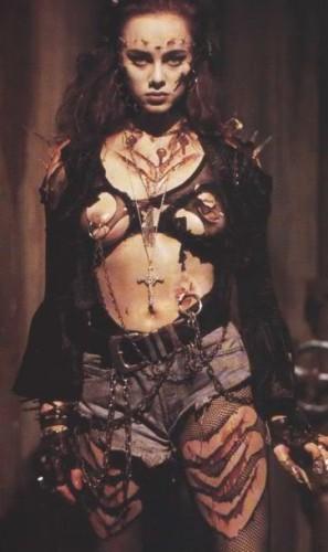 Melinda Clarke as Sexy Zombie Julie Walker