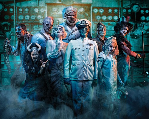 Dark Harbor-Queen-Mary