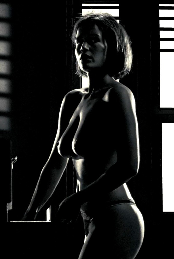 Carla Gugino As Silk Spectre