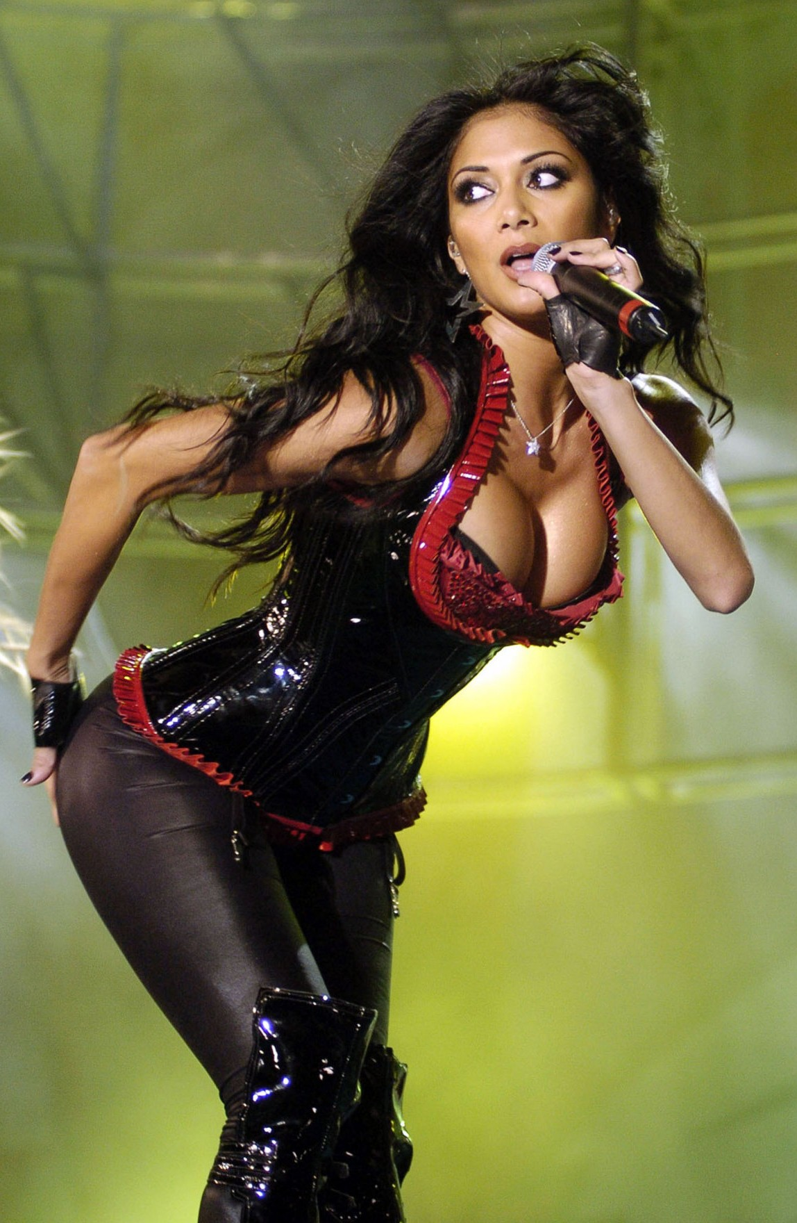 Clatto Verata» Pussycat Dolls, Nicole Scherzinger fala ' homens em...